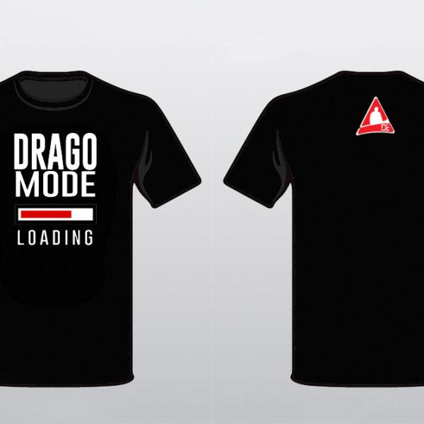 T-Shirt Drago Mode - 5 Metodi per Dimagrire e Rimanere Magri - il Metodo® Daniele Esposito