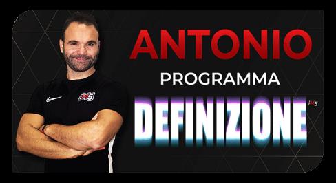 antonio-definizione